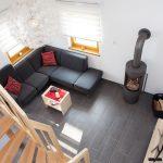 Schaefer Ferienhaus . Via Claudia 54 . Wohnzimmer