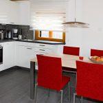 Schaefer Ferienhaus . Via Claudia 54 . Küche Esszimmer