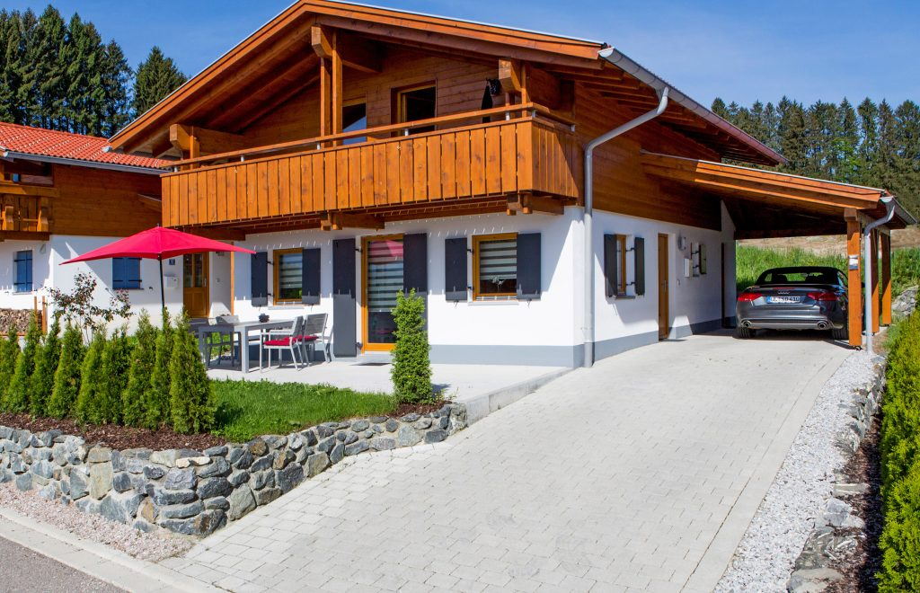 Schaefer Ferienhaus . Willkommen im Feriendorf Via Claudia