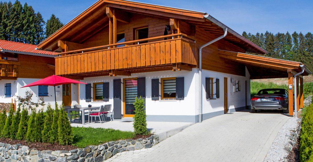 Schaefer Ferienhaus. Via Claudia 54